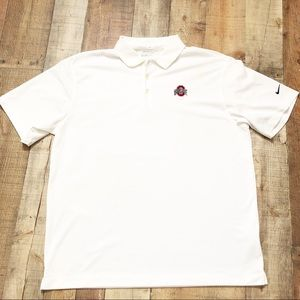 Nike Golf Ohio State Tour Performance Dry-fit